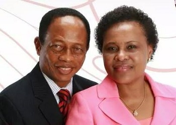 The Master's Vessel Ministry president & wife