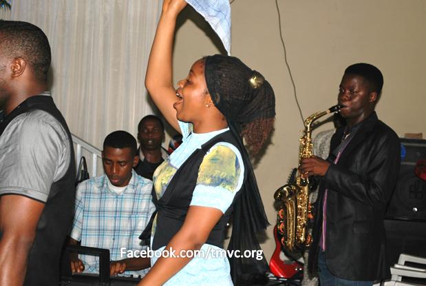 Musicians overwhelmed