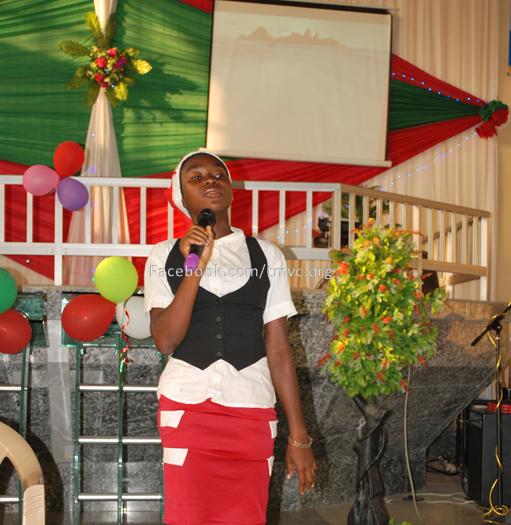 The Master's Vessel Ministry Children