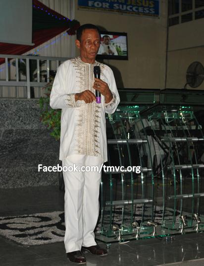 TMVC President speech