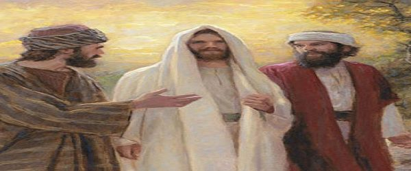 Walking With the Resurreted Jesus