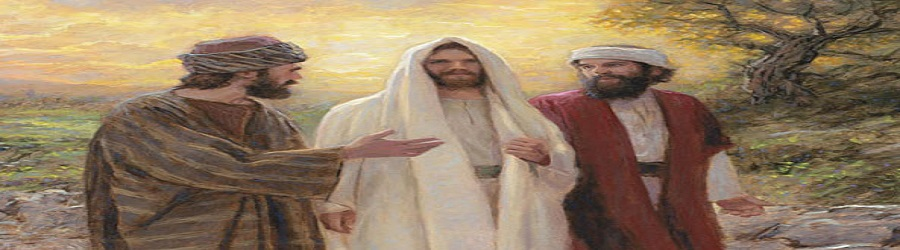 Walking With the Resurreted Jesus - Part Two
