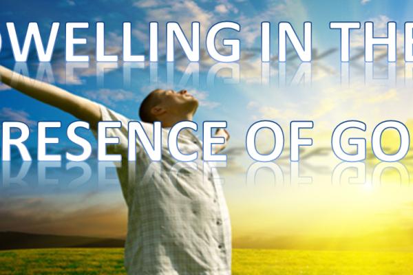 PRESENCE OF GOD – MVC