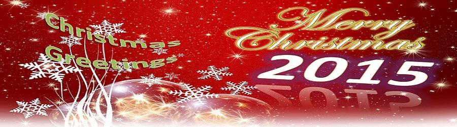 CHRISTMAS MESSAGE 2015