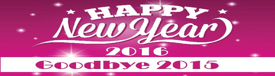 New Year Message: Leaping into 2016