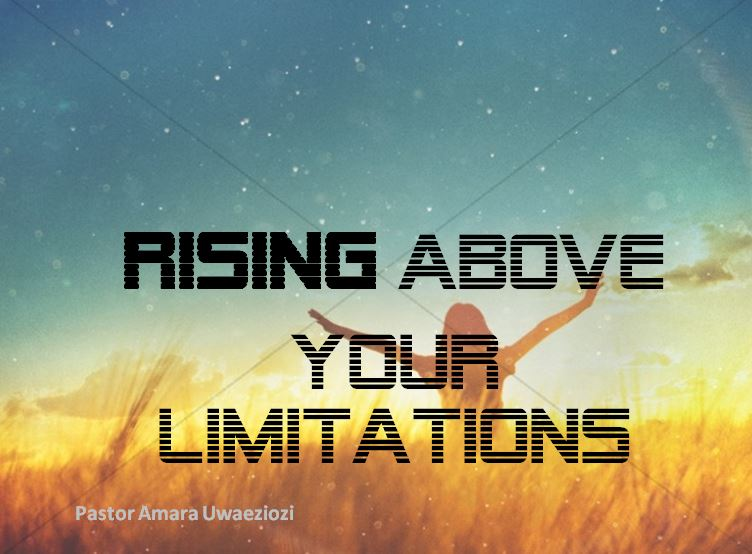 RISING ABOVE YOUR LIMITATIONS – MVC